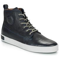Chaussures Homme Baskets montantes Blackstone AM02 Marine