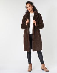 Abbigliamento Donna Cappotti Oakwood CYBER Marrone