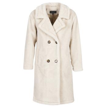 Abbigliamento Donna Cappotti Oakwood AMAZING Beige
