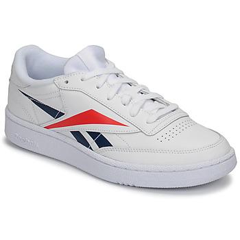 Schuhe Sneaker Low Reebok Classic CLUB C 85 MU Weiß