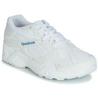 Chaussures Femme Baskets basses Reebok Classic AZTREK Blanc / Bleu