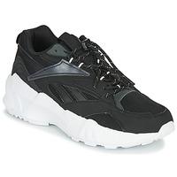 Schuhe Damen Sneaker Low Reebok Classic AZTREK DOUBLE MIX L Schwarz