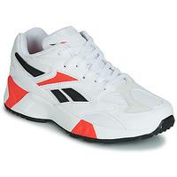 Schuhe Jungen Sneaker Low Reebok Classic AZTREK 96 J Weiß