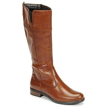 Chaussures Femme Bottes ville Tamaris CARI Cognac