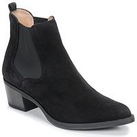 Chaussures Femme Bottines Unisa GREYSON Noir
