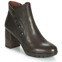 Schuhe Damen Low Boots Hispanitas ARIEL Kognac