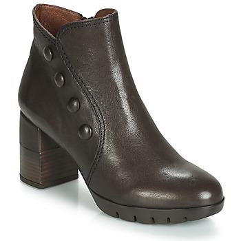 Chaussures Femme Bottines Hispanitas ARIEL Cognac