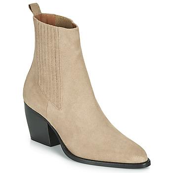 Chaussures Femme Bottines Jonak DOCTIR Taupe