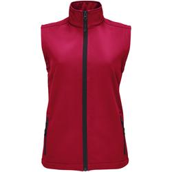Vêtements Femme Gilets / Cardigans Sols RACE BW WOMEN Rojo
