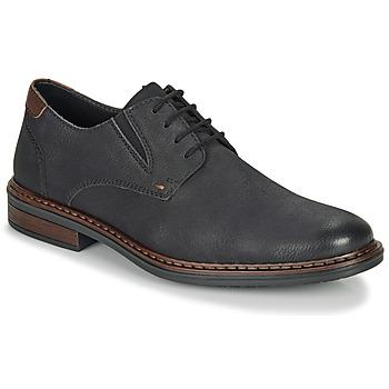 Chaussures Homme Derbies Rieker 17600-03 Noir