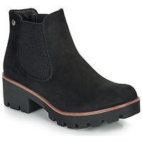 Chaussures Femme Bottines Rieker 99284-02 Noir