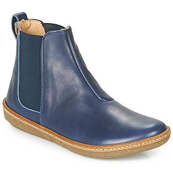Chaussures Femme Boots El Naturalista CORAL Bleu