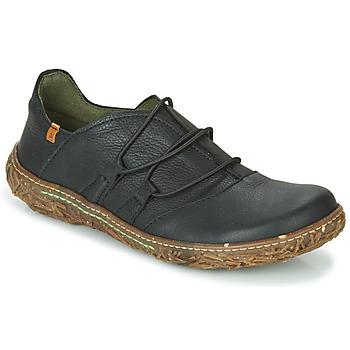 Schuhe Damen Derby-Schuhe El Naturalista NIDO Schwarz