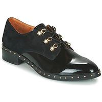 Schuhe Damen Derby-Schuhe Mam'Zelle SIROE Schwarz
