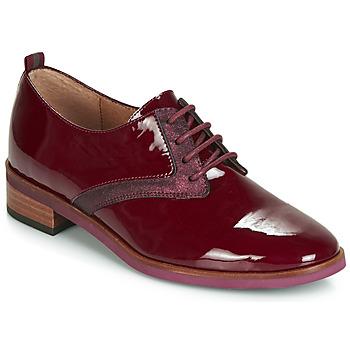 Chaussures Femme Derbies Karston JINAX Bordeaux