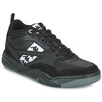 Scarpe Uomo Sneakers basse Kappa BORIS Nero / Grigio