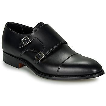 Schuhe Herren Richelieu Barker FORD Schwarz