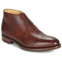 Chaussures Homme Boots Barker OAKNEY Bordeaux