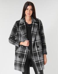 Abbigliamento Donna Cappotti Molly Bracken PL132A21 Nero