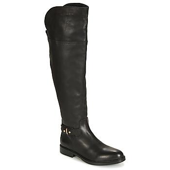 Chaussures Femme Bottes ville Tommy Hilfiger HOLLY 6A Noir