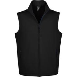 Vêtements Homme Gilets / Cardigans Sols RACE BW MEN MODERN Negro