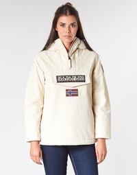Abbigliamento Donna Parka Napapijri RAINFOREST WINTER Bianco
