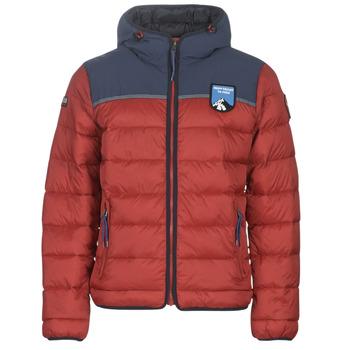 Kleidung Herren Daunenjacken Napapijri ARIC Rot