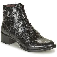 Chaussures Femme Boots Muratti ABYGAEL Noir