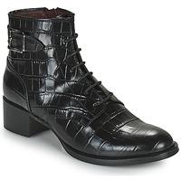 Schuhe Damen Boots Muratti RIESEL Schwarz