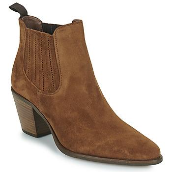Chaussures Femme Bottines Muratti RESEDA Marron