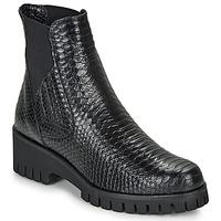 Schuhe Damen Boots Sweet Lemon DAYLIN Schwarz