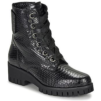 Schuhe Damen Boots Sweet Lemon DASHA Schwarz