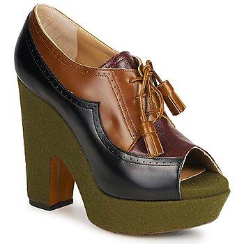 Schuhe Damen Pumps Rochas SHEZAN Multifarben