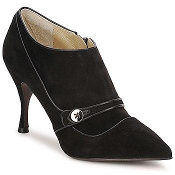 Chaussures Femme Low boots Marc Jacobs MJ19138 Noir