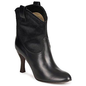 Chaussures Femme Bottines Marc Jacobs MJ19064 Noir