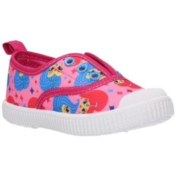 Chaussures Fille Baskets basses Cerda 2300003571 Niña Fucsia violet