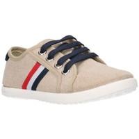 Chaussures Garçon Baskets basses Batilas 47932E Niño Beige beige
