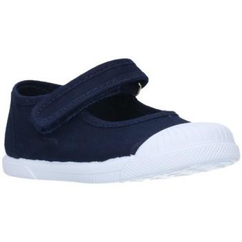 Chaussures Fille Baskets mode Batilas 81301 Niño Azul marino bleu