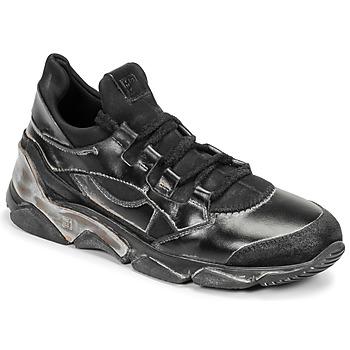 Schuhe Damen Sneaker Low Moma TONY NERO Schwarz
