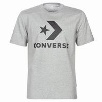 Kleidung Herren T-Shirts Converse STAR CHEVRON Grau