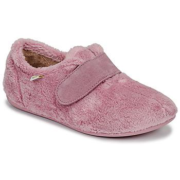 Scarpe Bambina Pantofole Citrouille et Compagnie LAFINOU Rosa