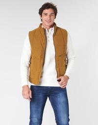 Abbigliamento Uomo Piumini Oxbow L2JONBAY Camel