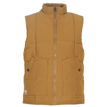 Kleidung Herren Daunenjacken Oxbow L2JONBAY Camel