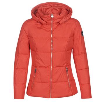 Kleidung Damen Daunenjacken Les Petites Bombes W19V8503 Rot