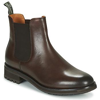 Schuhe Herren Boots Polo Ralph Lauren BRYSON CHLS Braun,