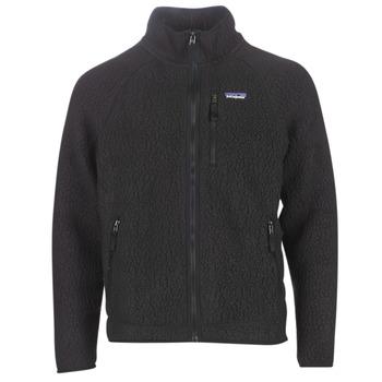 Vêtements Homme Polaires Patagonia M'S RETRO PILE JKT Noir