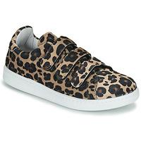 Scarpe Donna Sneakers basse Yurban LABANE Leopard
