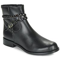 Chaussures Femme Boots So Size OSCARDO Noir