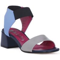 Chaussures Femme Sandales et Nu-pieds Le Babe 5021 MIRANDA NERO Nero
