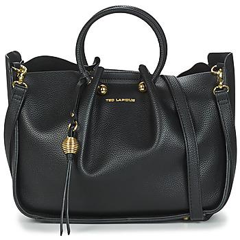 Taschen Damen Handtasche Ted Lapidus GRETEL Schwarz